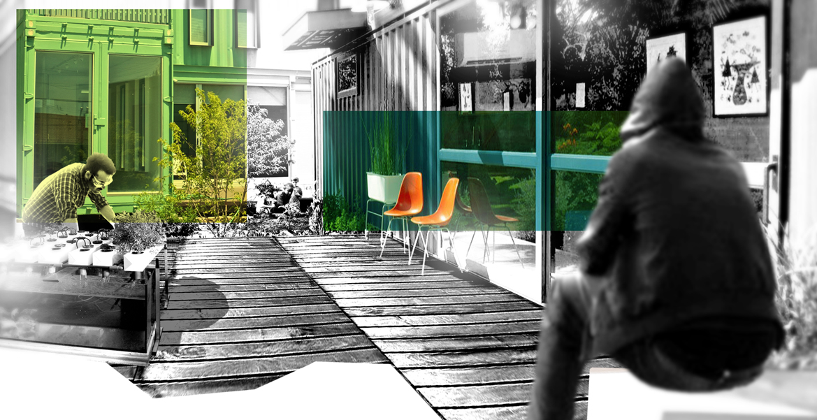 Design Civique - Magazine cover